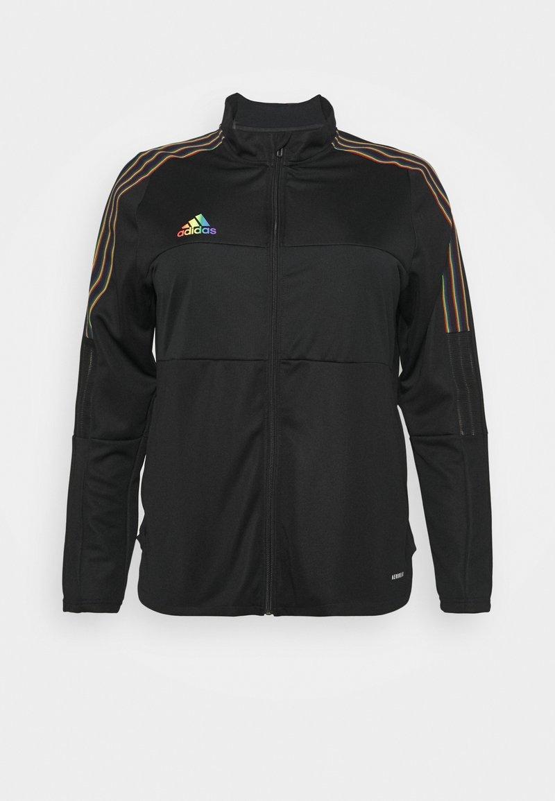 adidas Performance - TIRO PRIDE - Training jacket - black