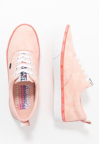 Tommy Jeans - LACE UP - Zapatillas - sweet peach - 3