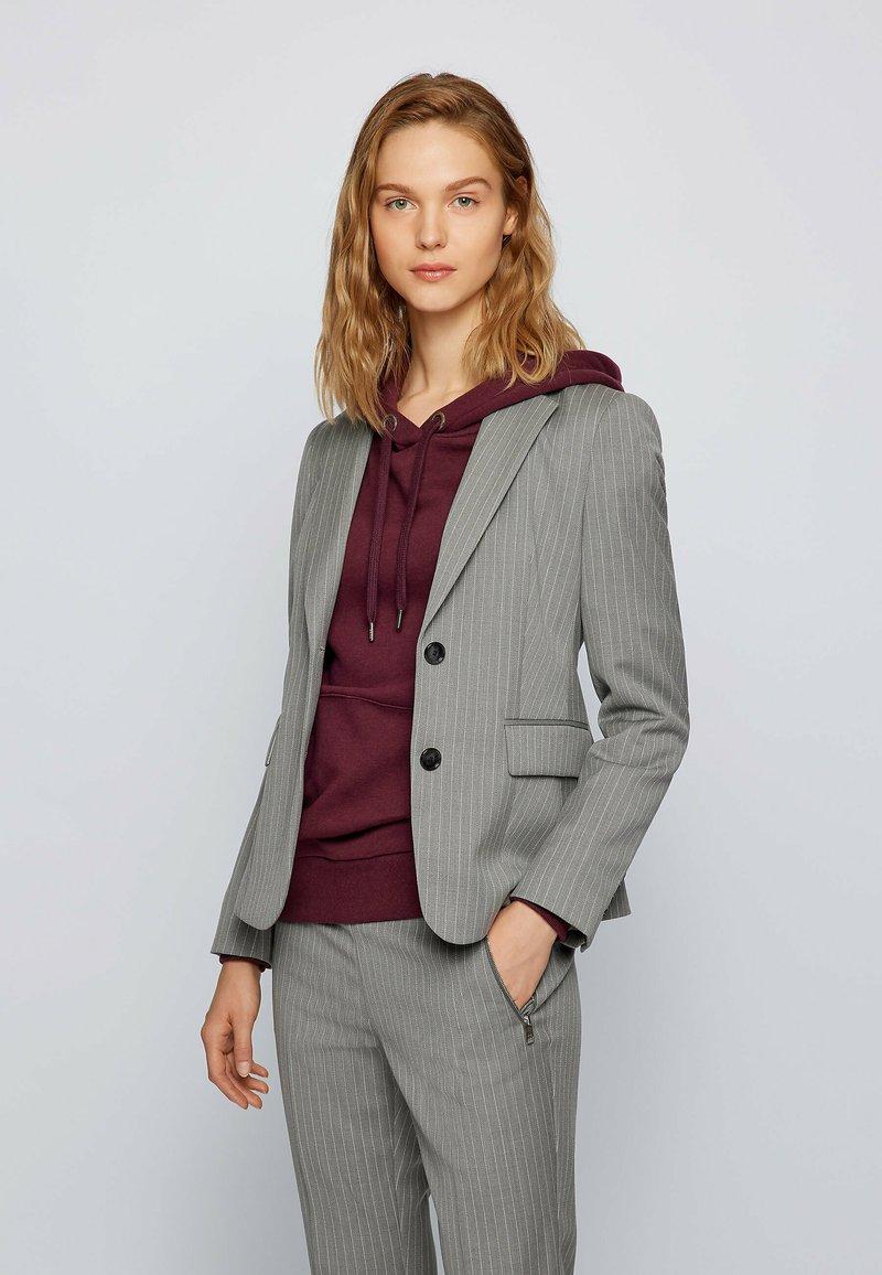 BOSS - JABIELLE - Blazer - light grey