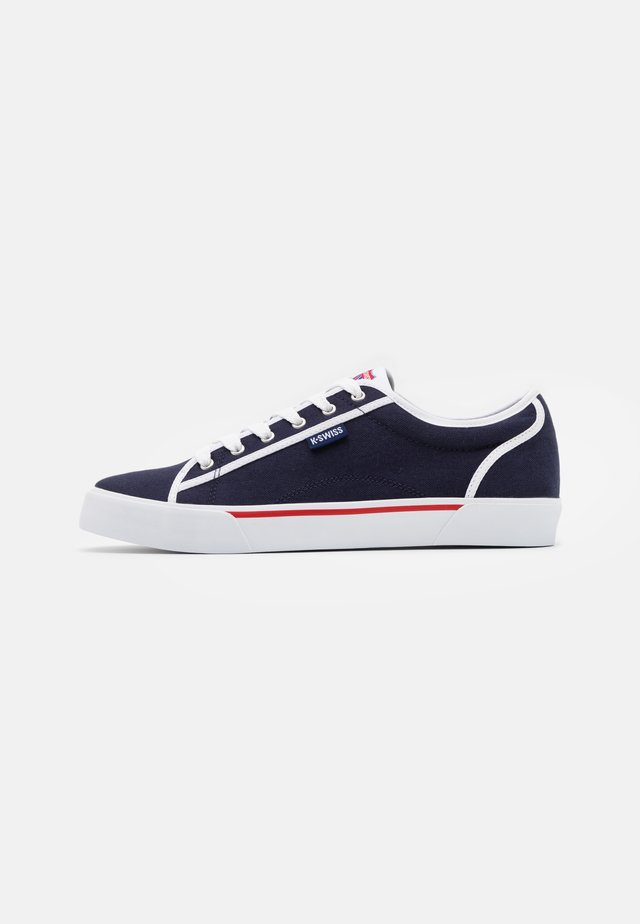 PORT - Trainers - navy/corporate