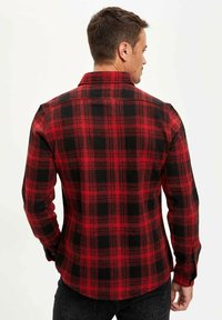DeFacto - OVERSHIRT - Skjorta - red