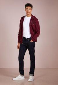 Polo Ralph Lauren - DOUBLE TECH - Zip-up hoodie - classic wine - 1