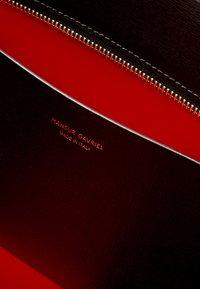 Mansur Gavriel - SMALL ZIP TOTE - Tote bag - black/flamma - 6