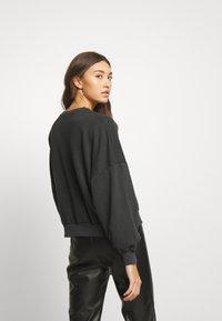Gina Tricot - ERIN - Sweatshirt - black - 2