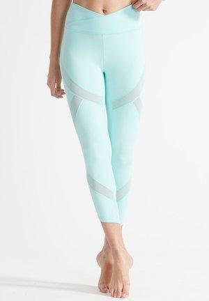 Leggings - Trousers - cali blue