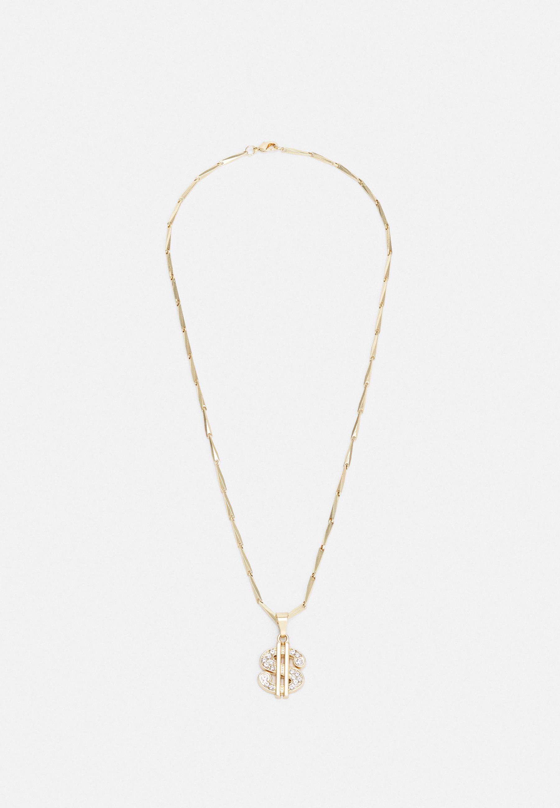 Homme SMALL DOLLAR NECKLACE - Collier