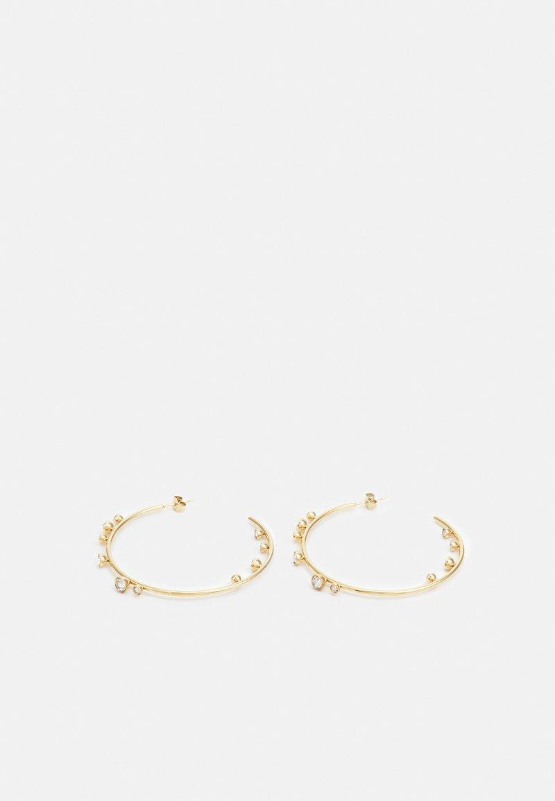 LIU JO - EARRINGS - Oorbellen - gold-coloured