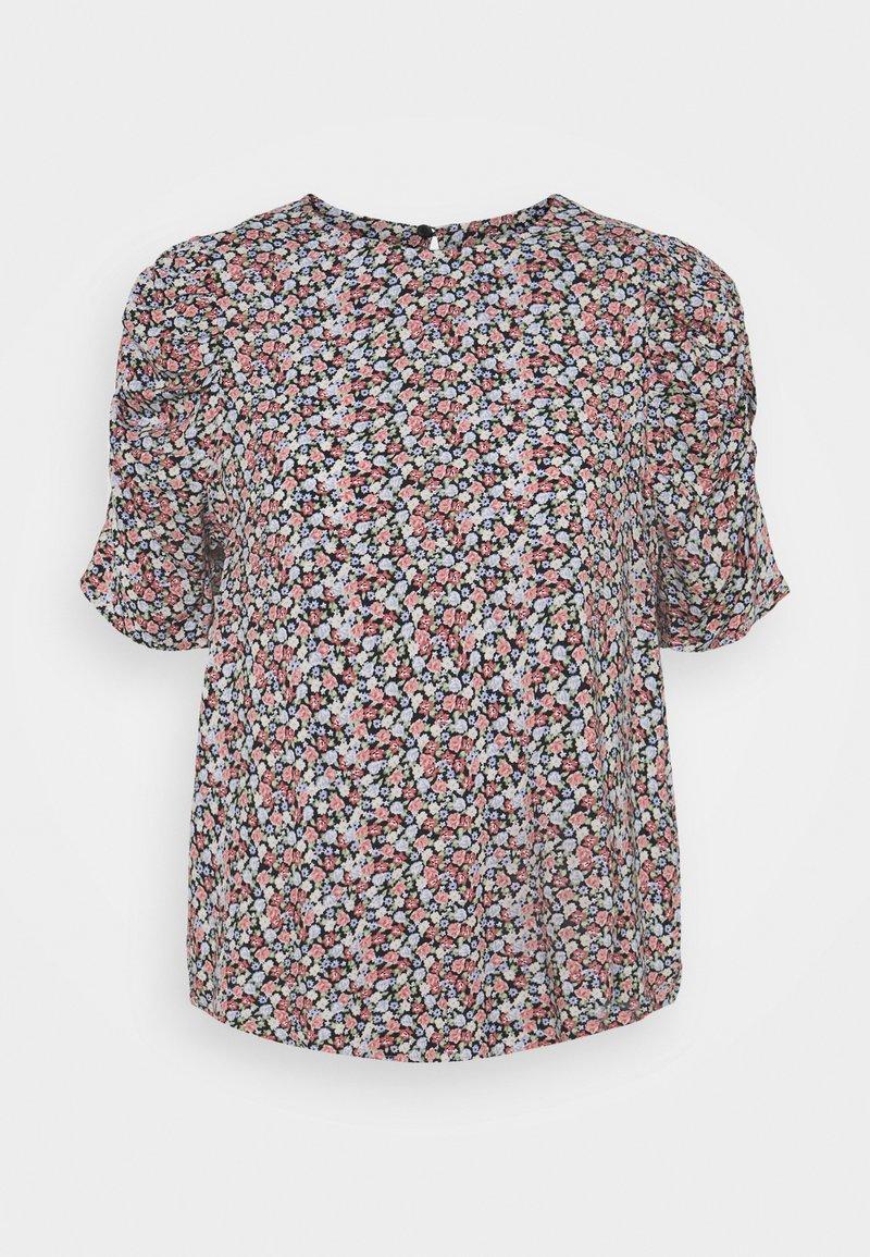 b.young - BYMMJOELLA BLOUSE - Print T-shirt - tan mix