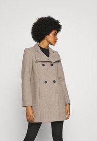 Vero Moda - VMCLASSLINE - Classic coat - sepia tint - 2