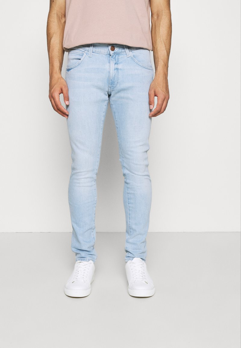 Wrangler - BRYSON - Jeans slim fit - clear blue