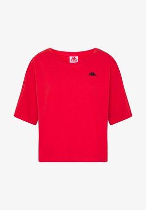 GLANDA - Print T-shirt - poppy red