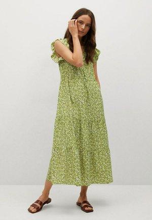 LOLA-L - Day dress - khaki