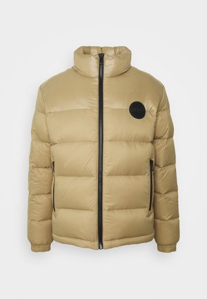 BIRON - Down jacket - medium beige