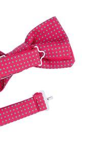Hans Hermann - QUATTROMILE - Bow tie - pink - 1