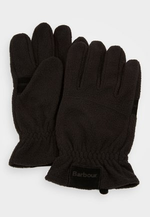 COUNTRY GLOVES - Fingerhandschuh - black