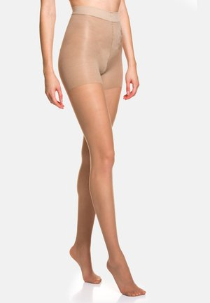 Tights - light brown