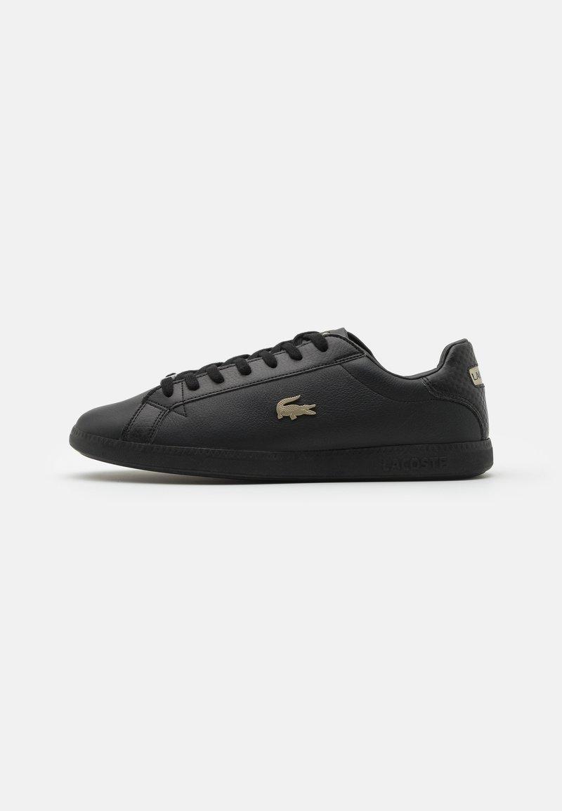 Lacoste - GRADUATE - Sneakersy niskie - black