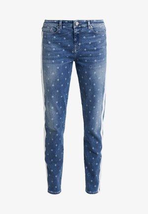 DOTS - Skinny džíny - blue denim