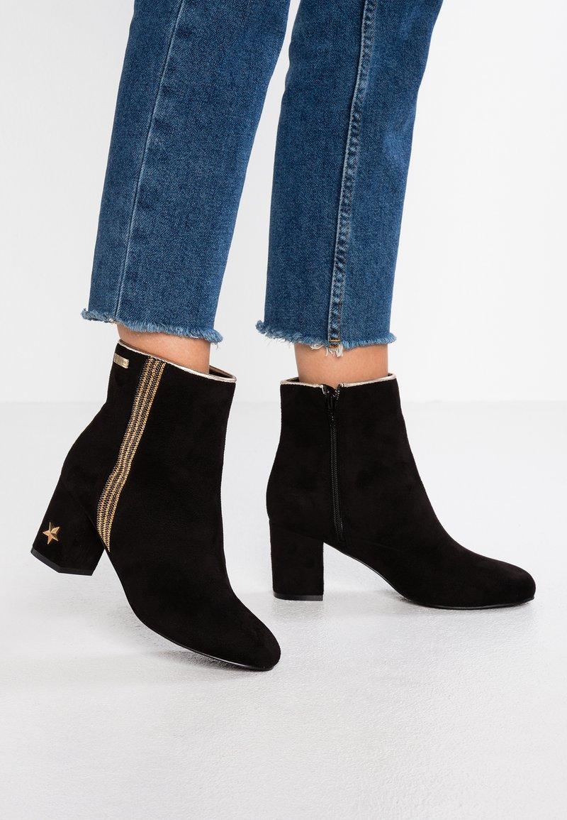 Les Tropéziennes par M Belarbi - CORELLA - Classic ankle boots - noir