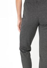 Tezenis - MILANO - Tracksuit bottoms - grigio spigato - 3