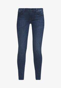 PYPER - Skinny džíny - dark blue