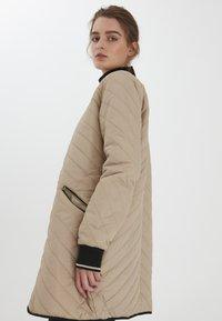 b.young - BYBERTA  - Winter coat - sesam - 2