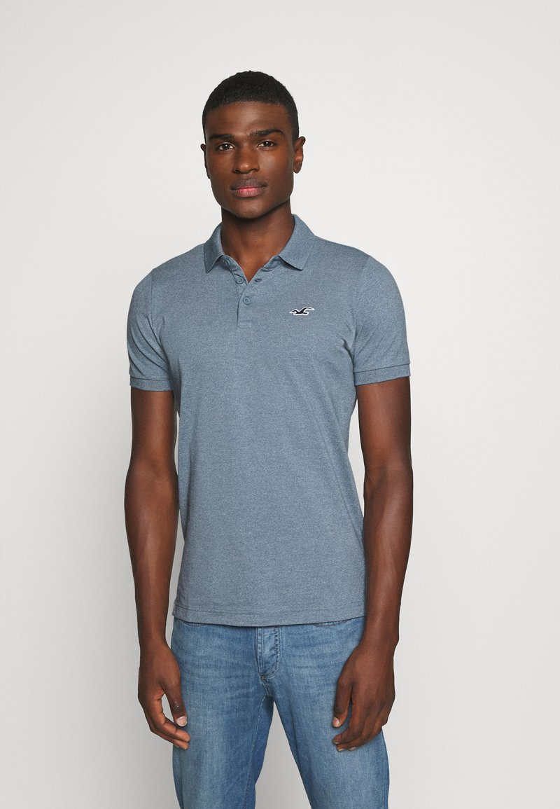 Hollister Co. - Poloshirts - blue