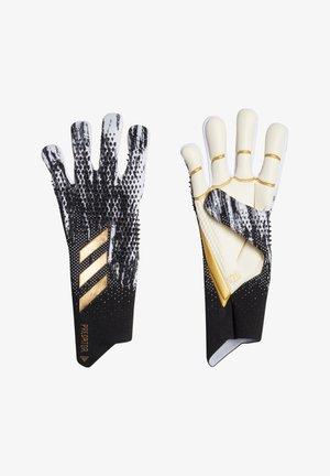 Goalkeeping gloves - schwarzweiss