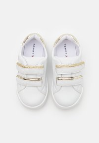 Tommy Hilfiger - Sneakers basse - white/platinum - 3