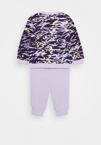 adidas Originals - CREW SET - Mikina - purple - 1