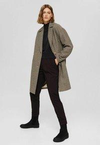 Esprit Collection - Short coat - khaki beige - 1