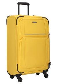 Travelite - 3  PACK - Luggage set - yellow - 2