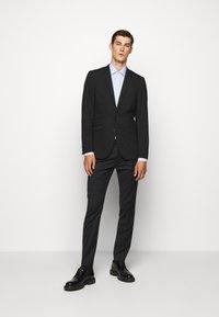Michael Kors - PRINTED EASY CARE SLIM FIT - Formal shirt - light blue - 1