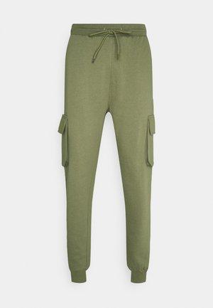 JOGGER UNISEX - Pantaloni sportivi - khaki