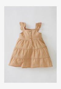 DeFacto - Day dress - beige - 0