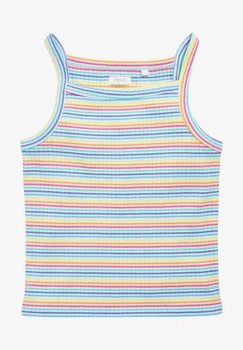 Top - multi-coloured