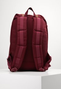 Herschel - RETREAT  - Mochila - bordeaux/marron - 2