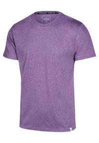 Spitzbub - ARTHUR - Basic T-shirt - purple - 2