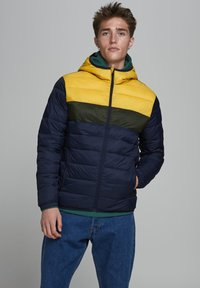 Jack & Jones - Light jacket - yolk yellow - 0