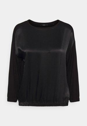 KALOU - Langærmede T-shirts - black