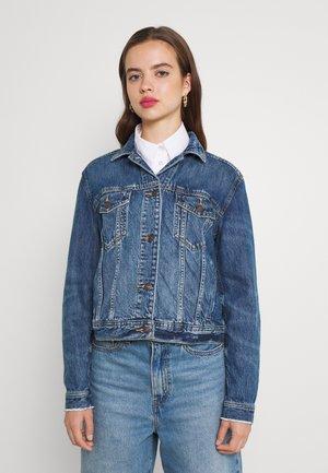 CLASSIC - Denim jacket - medium wash