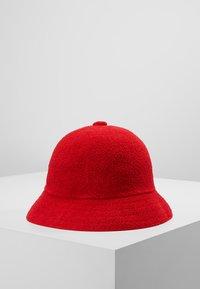 Kangol - BERMUDA CASUAL - Chapeau - scarlet - 2