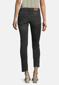 Betty Barclay - Slim fit jeans - dark grey used denim - 2