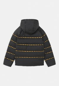 Nike Sportswear - UNISEX - Lehká bunda - black/metallic gold - 1