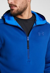 Under Armour - Felpa con cappuccio - american blue - 6