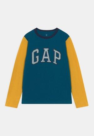 LOGO - Pitkähihainen paita - polar blue