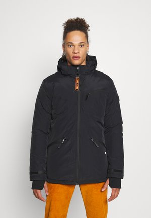 ABBOT - Short coat - black