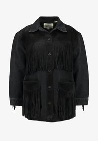 Levi's® Made & Crafted - LMC THE RANCH HANDLER - Veste en jean - black/grey - 5