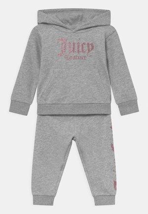 BABY BRANDED SET - Tracksuit - grey