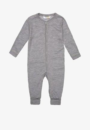 Pyjamas - hellgrau meliert